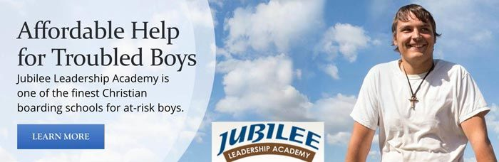 Jubilee Academy for troubled boys